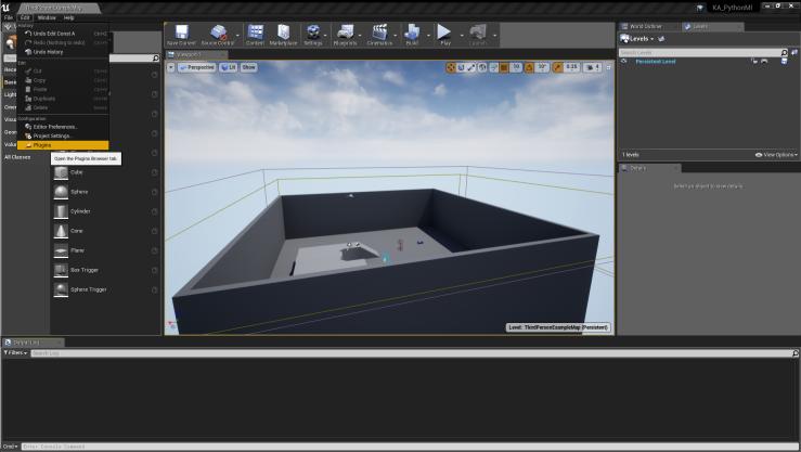 UnrealEngine – ページ 2 – キンアジのブログ